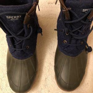 Sperry Syren Duck Boot